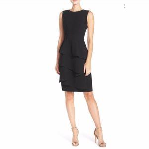 NWOT Eliza J Little Black Dress